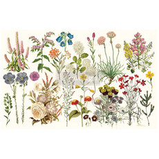 Redesign with Prima Redesign - Decoupage Tissue Paper - Wild Herbs