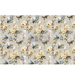 Redesign with Prima Redesign - Decoupage Tissue Paper - Marigold