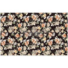 Redesign with Prima Redesign - Decoupage Tissue Paper - Midnight Amber