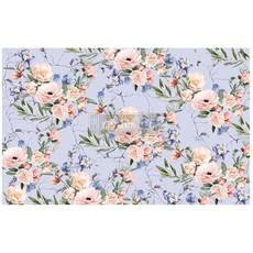 Redesign with Prima Redesign - Decoupage Tissue Paper - Lavender Fleur