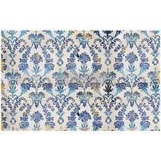 Redesign with Prima Redesign - Decoupage Tissue Paper - Cobalt Flourish