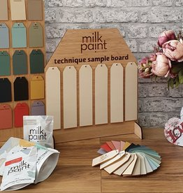 Fusion Mineral Paint Fusion - Milk Paint - Technique Tag Display Stand