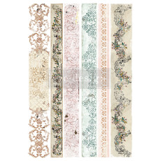 Redesign with Prima Redesign - Decor Transfer - Distressed Borders II