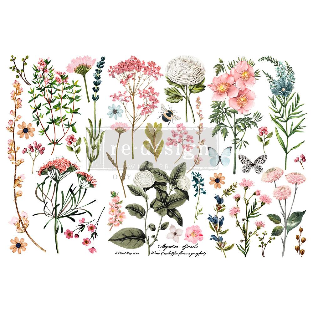 Redesign with Prima Redesign - Decor Transfer - Botanical Paradise