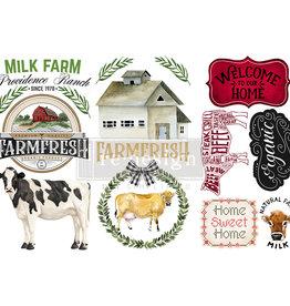 Redesign with Prima Redesign - Decor Transfer - Home & Farm