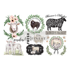 Redesign with Prima Redesign - Decor Transfer - Sweet Lamb
