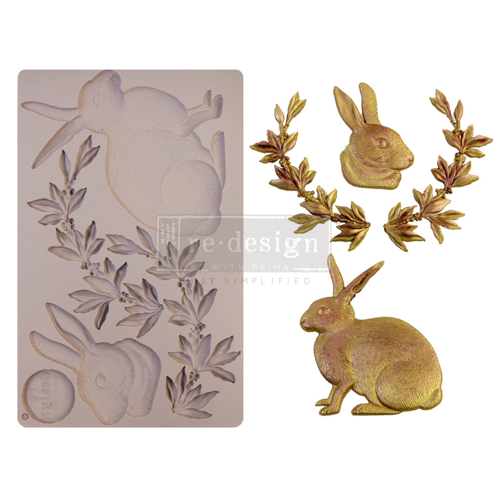 Redesign with Prima Redesign - Mould - Meadow Hare