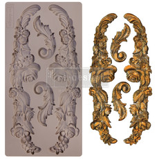 Redesign with Prima Redesign - Mould - Delicate Floral Strands