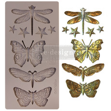 Redesign with Prima Redesign - Mould - Insecta & Stars