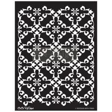 Redesign with Prima Redesign - Stencil - Gothic Trellis