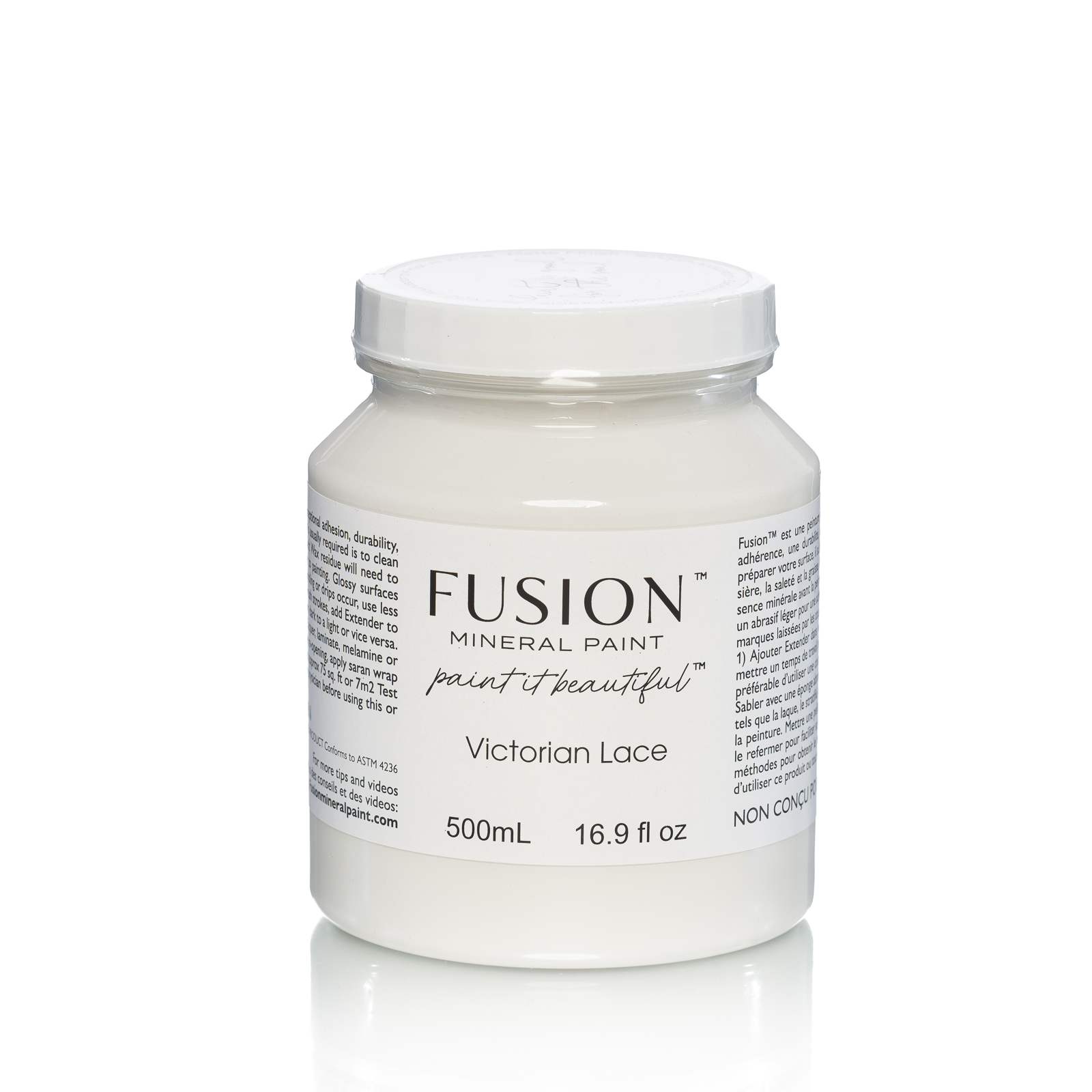 Fusion Mineral Paint Fusion - Victorian Lace - 500ml