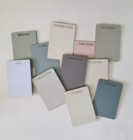 Fusion Mineral Paint Fusion - Colour Tags 2021 Release for Display Stand