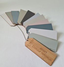 Fusion Mineral Paint Fusion - Colour Tags 2021 Release