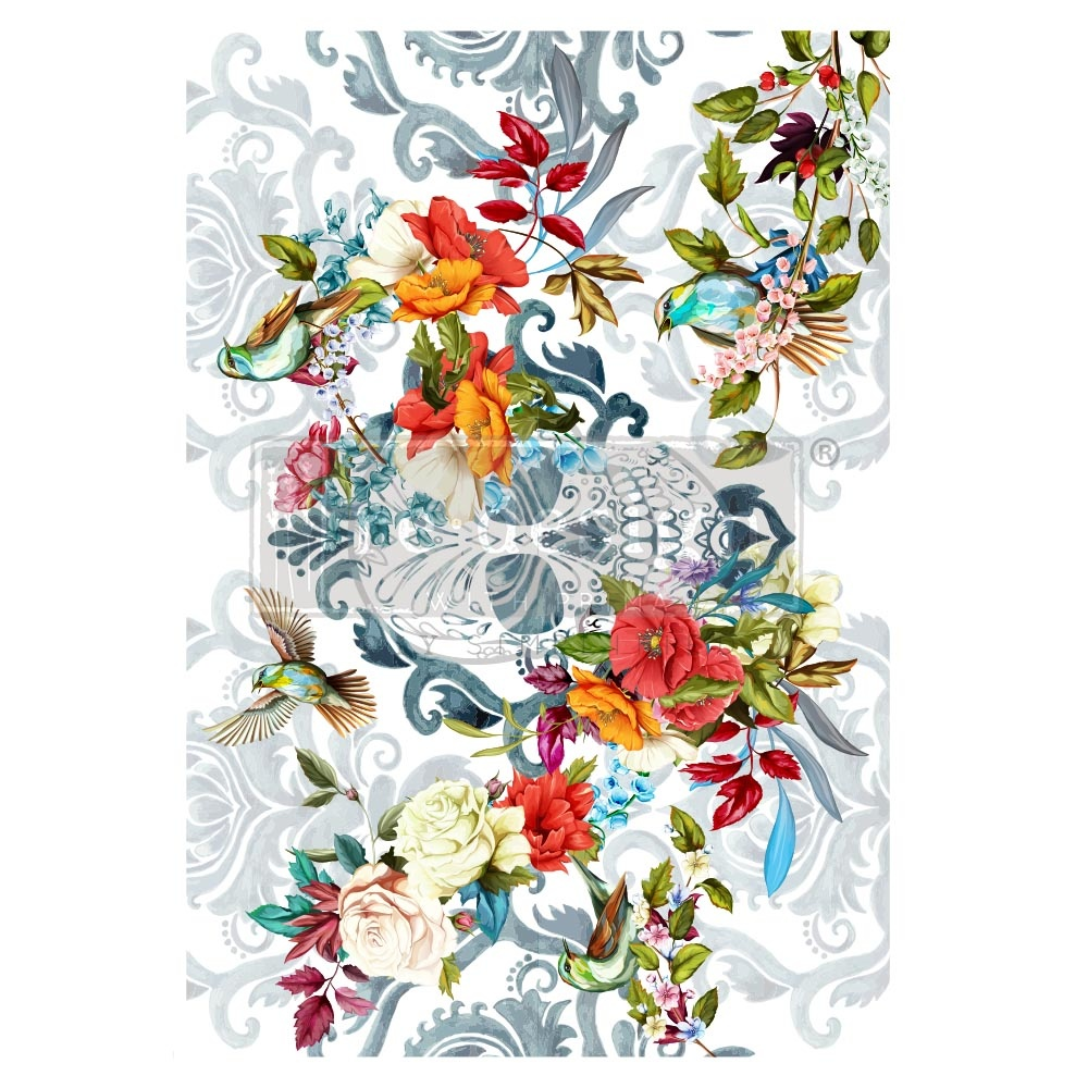 Redesign with Prima Redesign - Decor Transfer - Sweet Dreaming