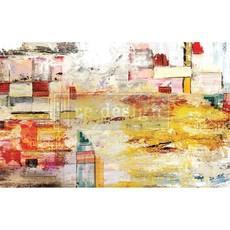 Redesign with Prima Redesign - Decoupage Tissue Paper - Amber Euphoria