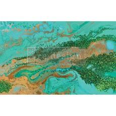 Redesign with Prima Redesign - Decoupage Tissue Paper - Patina Copper
