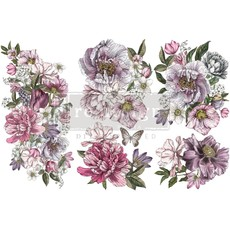 Redesign with Prima Redesign - Decor Transfer - Dreamy Florals