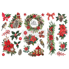 Redesign with Prima Redesign - Decor Transfer - Classic Christmas