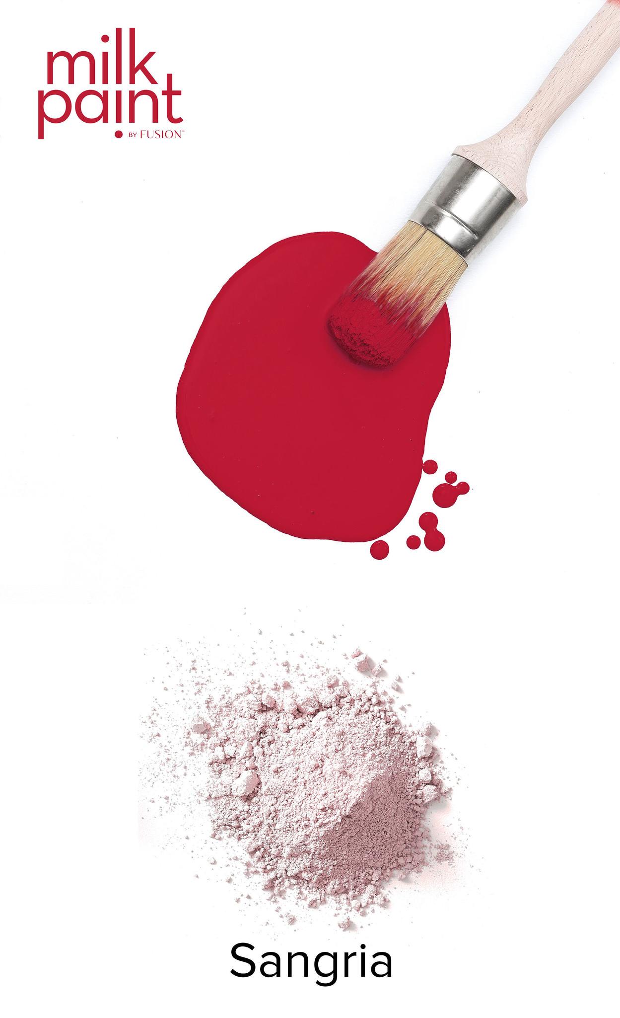Fusion Mineral Paint Fusion - Milk Paint - Sangria - 50gr