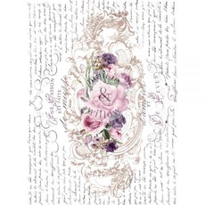 Redesign with Prima Redesign - Decor Tranfer - Floral Poems