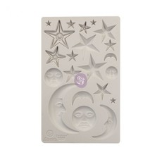 Redesign with Prima Redesign - Mould - Stars and Moons