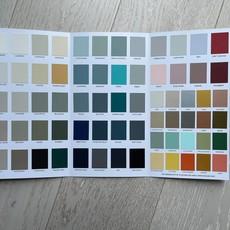 Fusion Mineral Paint Fusion - Colour Card true to colour 2021 - 10pcs