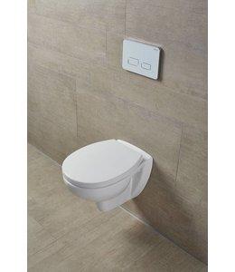 Sanitear EGGE Softclose wc bril -Afneembaar