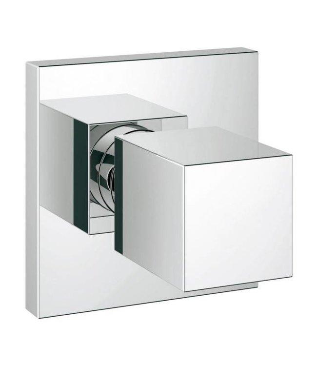 Grohe Cube Inbouwkraan met Omstel , Warm-Koud