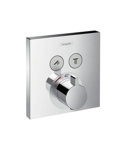 hansgrohe Shower Select  Inbouw douche thermostaatkraan met omstel set