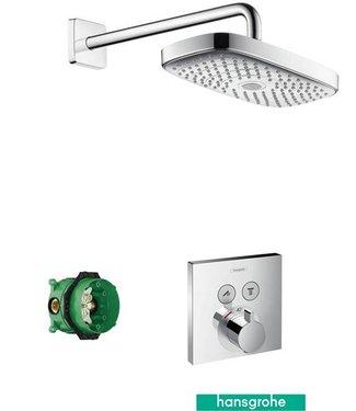 hansgrohe Shower Select  Inbouw douche systemen