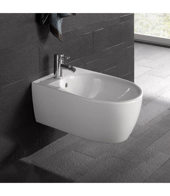 KERAMAG Keramag Icon toilet met bidet -zonder kraan