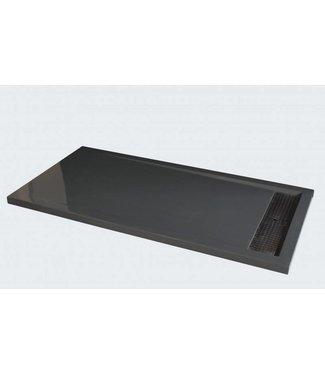 Como Solid surface Rechthoekige douchebak 120 x 90 x 4,65 cm