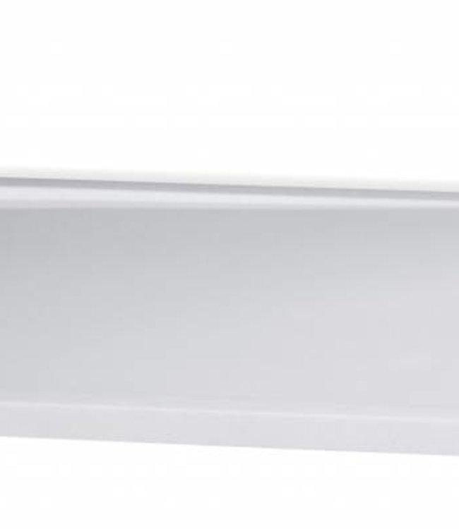 Como Rechthoekige douchebak 160x80 cm Solid surface