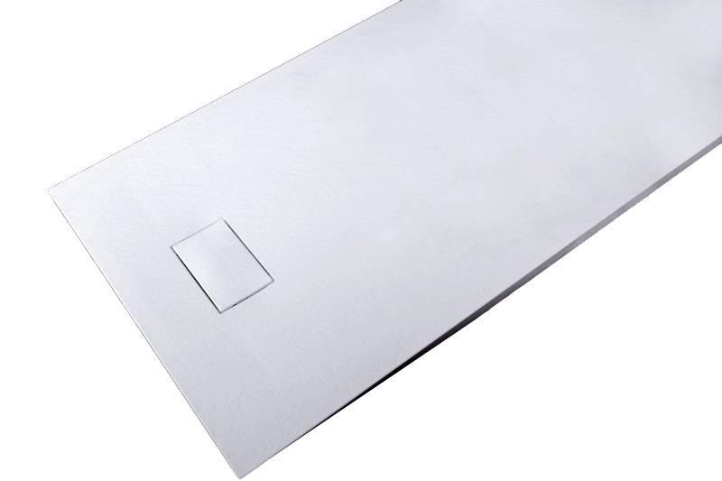 Voorkeur Antislip Douchebak 80x120x3,7 cm , Wit - Sanitear XD28