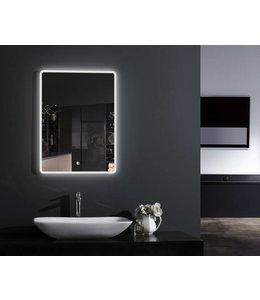 Sanitear Spiegel met led ( ingebouwd) verlichting 80 cm