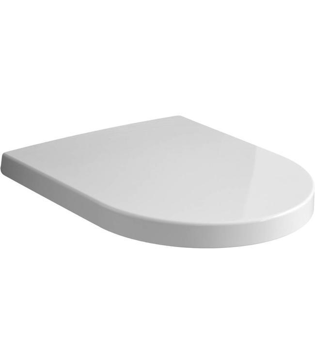Sanitear Sanitear CAPRI Softclose Toiletbril / Afklikbare / Duroplast