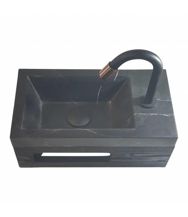 Como Black'N Roses fontein toilet DVFSMZ040R