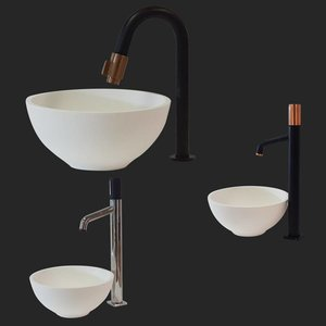 Nieuw 20 Mini fontein toilet, fontein toilet hout - Sanitear FE-69