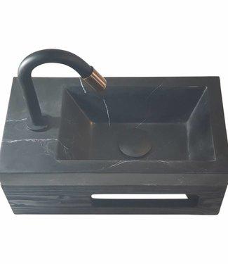 Como Black'N Roses fontein toilet DVFSMZ040L