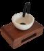 Como fontein toilet hout DVFSZLG014
