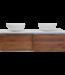 Como Lecco Wood CLW120 wastafelonderkast 120cm