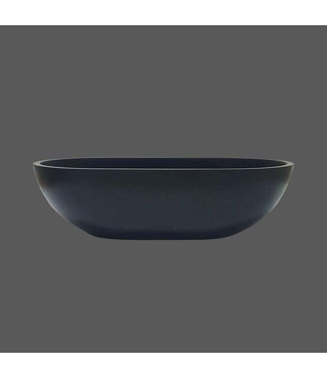 COMO Emperio solid surface waskom zwart