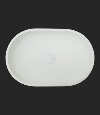 Como solid surface waskom ovaal