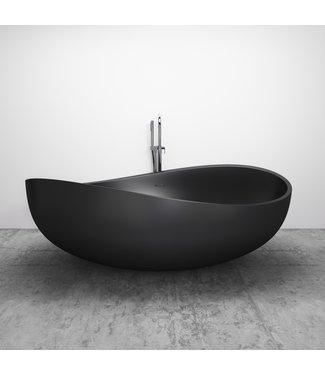 Como Solid surface  Vrijstaand ligbad 180 x 110