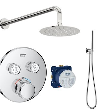 Grohe Grohtherm SmartControl doucheset.G01