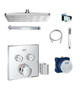 Grohe Grohtherm SmartControl doucheset. G03