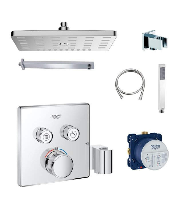 Grohe Grohtherm SmartControl doucheset.G03