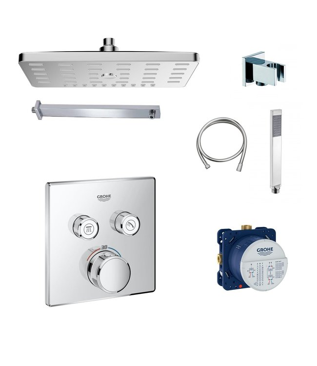 Grohe Grohtherm SmartControl doucheset.G04