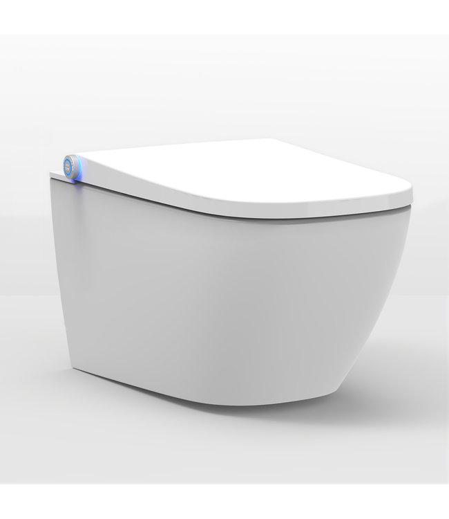 Sanitear Mineraal hyg71 wc met bidet