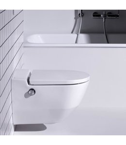Laufen Navia Cleanet wc met bidet